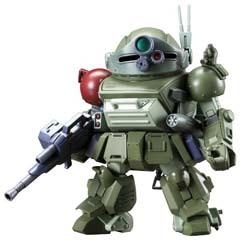 装甲騎兵ボトムズ レッドショルダー