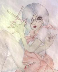 謎の少女Ⅹ眼鏡編