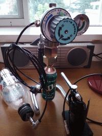 炭酸ガス注入装置を作ってみました