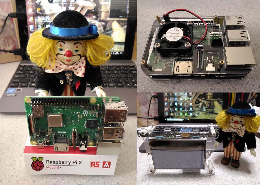 Raspberry Pi デビュー